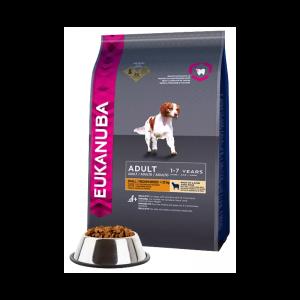 """""""Eukanuba"""" Adult Small & Medium Breed Lamb & Rice"""
