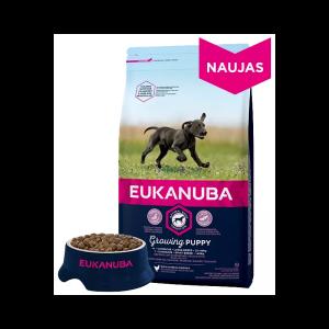 """Eukanuba"" Puppy Large Breed"