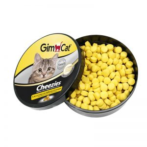 Gimcat Cheezies