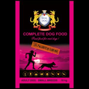 Real Dog Small Breeds Su Paukštiena