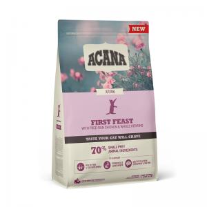 Acana First Feast sausas kačių maistas