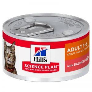 Hills Science Plan Adult Konservai Katems Su Lasisa 82g