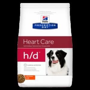 Hill's Prescription Diet Canine h/d Heart Care 5kg