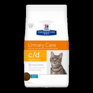 Hill's Prescription Diet c/d Multicare Feline with Ocean Fish 5kg