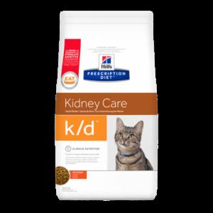 Hill's Prescription Diet k/d Feline with Chicken