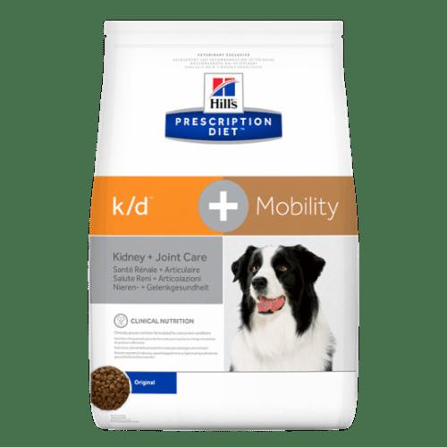Hill's Prescription Diet k/d +Mobility Canine Original