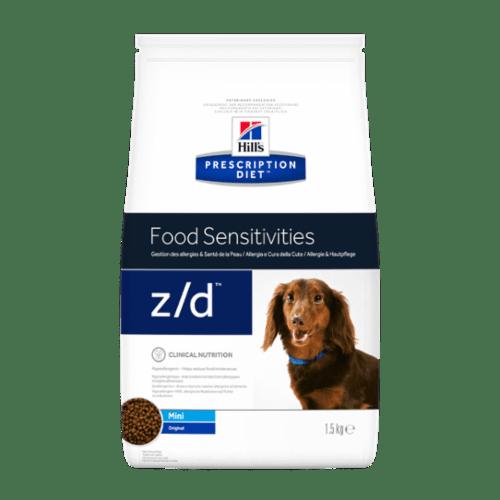 Hill's Prescription Diet z/d Canine Mini Original Food Sensitivities 1.5kg