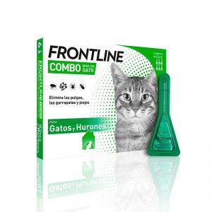 """""""Frontline"""" Combo Cat lašai nuo blusų ir erkių katėms"""