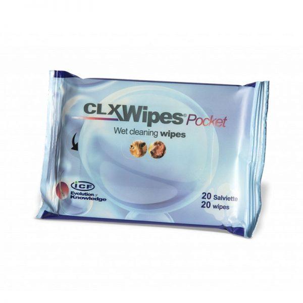 """""""CLX Wipes"""" higieninės servetelės odos raukšlių ir tarpupirščių valymui"""